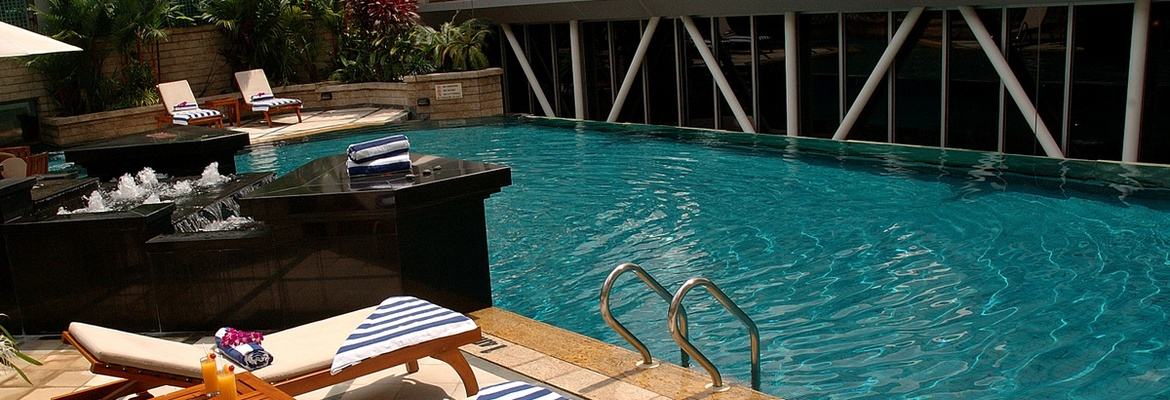 SWIMMING POOLS Hotel Singapore