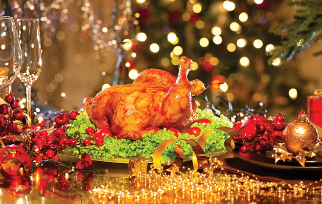 Christmas & New Year Festive Buffet Peninsula Excelsior Hotel