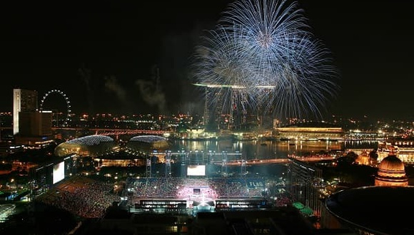 National Day Fireworks Room Packages Peninsula Excelsior Hotel Singapore
