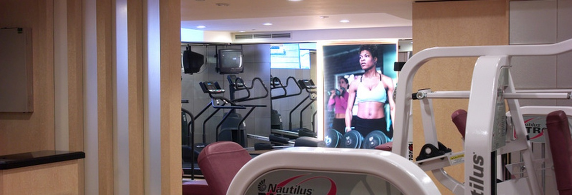 GYM AND SAUNA Hotel Singapore